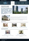 Адаптивный сайт для сдачи квартир посуточно